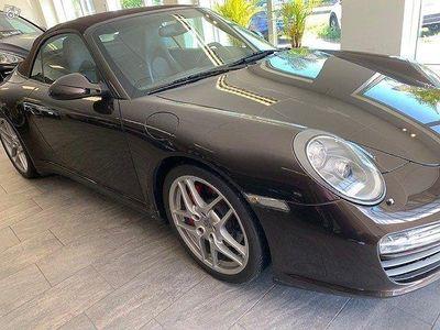 begagnad Porsche 911 Carrera 4S Cabriolet 3.8 H6 4 PDK 385hk