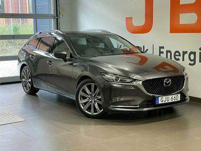 begagnad Mazda 6 Wagon Optimum 2.5 194hk Aut - Bose