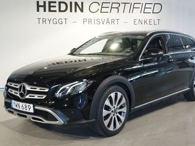 begagnad Mercedes E220 4MATIC ALLTERRAIN / DRAG / NAV