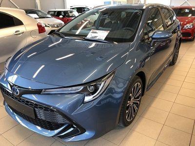 begagnad Toyota Corolla Touring Sports Hybrid