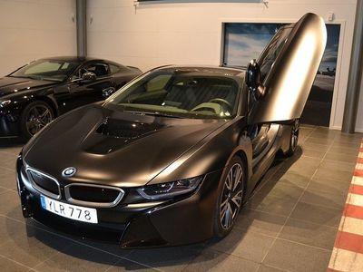 begagnad BMW i8 Proton Black, Sv-Såld