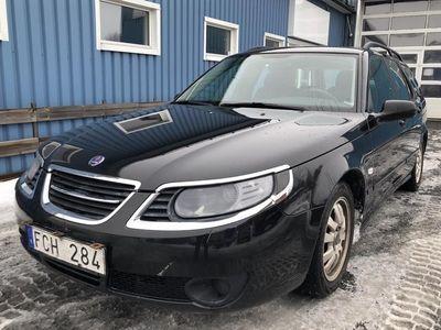 begagnad Saab 9-5 1.9 TiD SportCombi 2007, Personbil 10 000 kr