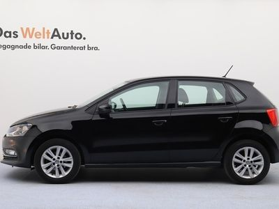 gebraucht VW Polo 1.2 Bluemotion