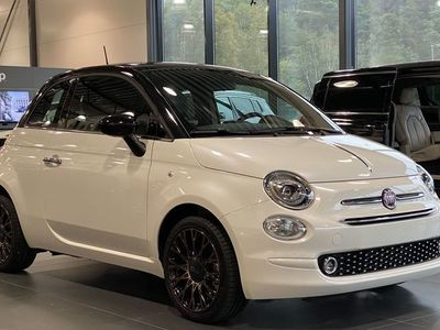 begagnad Fiat 500 1.2 69hk 120th Anniversary Special Edition