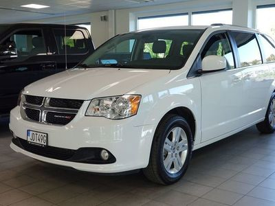 begagnad Dodge Grand Caravan 3.6 V6 287 hk Flexfuel