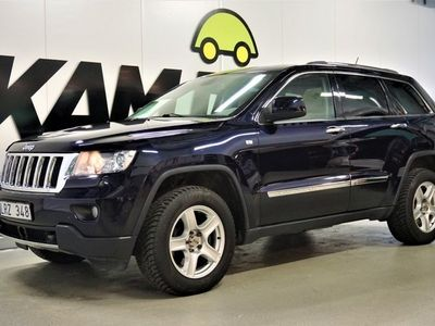 begagnad Jeep Grand Cherokee 3.0 V6 CRD 4WD Overland Automatic, 241hk