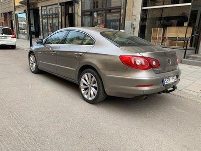 begagnad VW CC 2.0 TDI 4Motion DSG