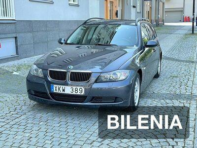 begagnad BMW 320 i Touring Comfort 150hk