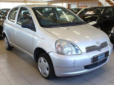 begagnad Toyota Yaris 1.3 VVT-i 5DR 86HK 9.900:-