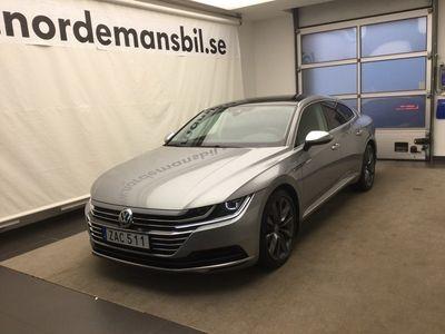 begagnad VW Arteon TDI 240 HK GTS V-hjul Välutrustad