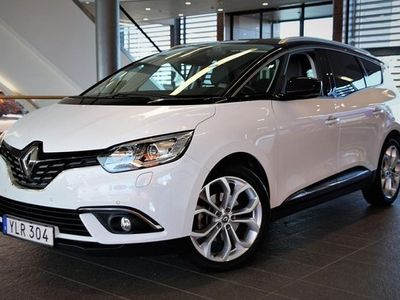 begagnad Renault Grand Scénic GRAND SCENICEnergy dCi 110 Zen EDC 2017, Kombi 199 900 kr