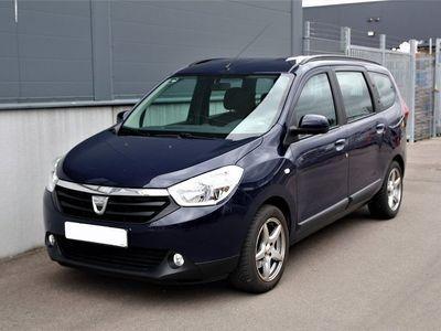 begagnad Dacia Lodgy 1.5 dCi 7-sits 107hk Pdc