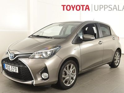 begagnad Toyota Yaris 1.5 Elhybrid Style