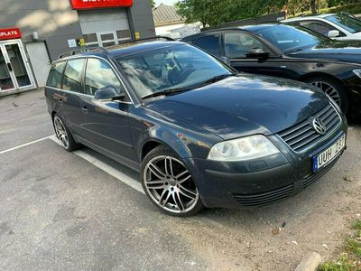 begagnad VW Passat VAR TDI