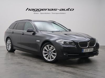 begagnad BMW 535 d Touring / 299hk / HUD / SE SPEC