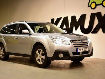 begagnad Subaru Outback 2.0 4WD 150hk Aut | Backkamera | Drag