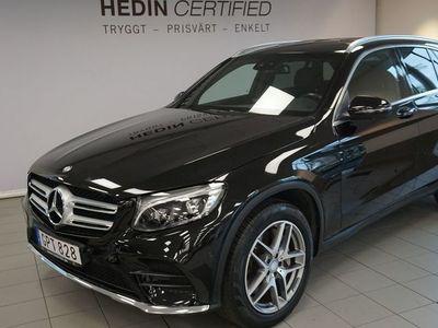 begagnad Mercedes GLC220 220 d 9G-Tronic 4Matic // AMG LINE // Parkeringvärmare //