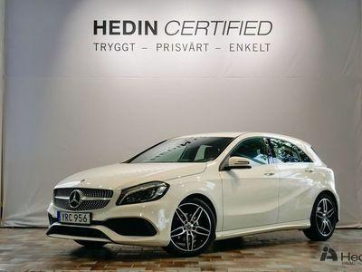 begagnad Mercedes 180 - Benz A - KLASS/ / AMG & MANUELL / /