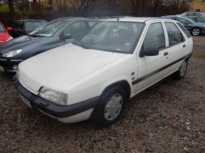 begagnad Citroën ZX 1,6 aura 5d 8000 mil -92