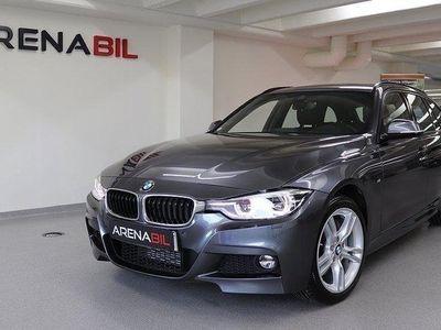 begagnad BMW 335 d xDrive M-Sport 313hk -18