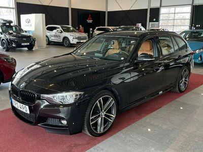 begagnad BMW 320 i X-Drive M-Sport Touring Automat