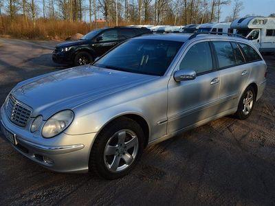 begagnad Mercedes E320 CDI (204hk)