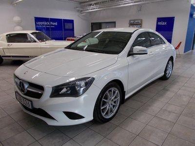 begagnad Mercedes CLA250 7G-DCT Euro6 211hk