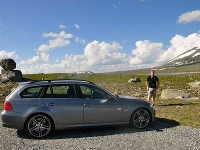 begagnad BMW 330 330D TOURING D TOURING