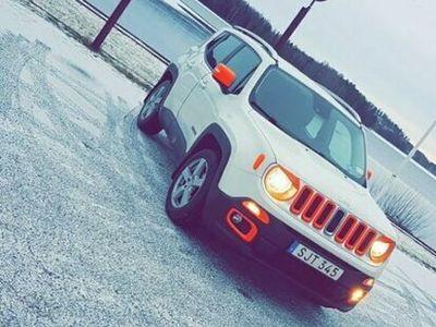 begagnad Jeep Renegade BU