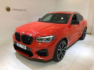 begagnad BMW X4 M M Competition paket/ Harman Kardon/ M Sportavgassystem