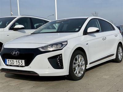 begagnad Hyundai Ioniq Electric premium plus Eco