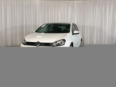 gebraucht VW Golf VI 1.6 TDI BlueMotion Technology 5dr (105hk)