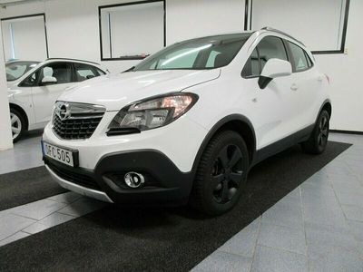 begagnad Opel Mokka 1.6 CDTI ecoFLEX 4x4 Euro 6 136 hk Fullservad
