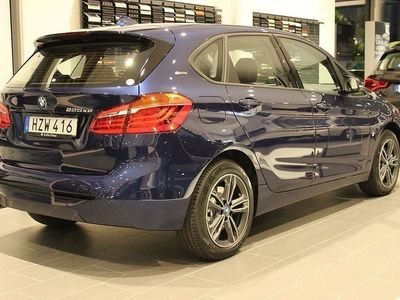 begagnad BMW 225 Active Tourer xe Model Sport Nav Vinterhjul Nypris 452.100:-
