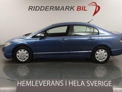 begagnad Honda Civic Hybrid 1.3 i-DSI CVT 115hk SvSåld