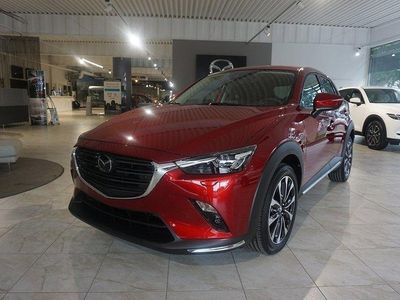 begagnad Mazda CX-3 SUV 2,0 lit. 121 hk Aut. Optimum