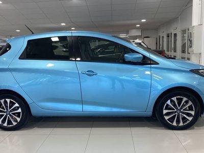 begagnad Renault Zoe EL Edition One Unlimited (batterihyra beroende på Körsträcka 52kWh)