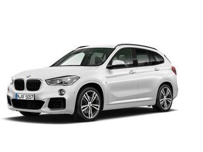 begagnad BMW X1 xDrive 20d M-Sport Navi