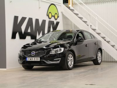 begagnad Volvo S60 T3 | Värmare | 150hk | 2015