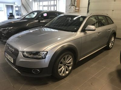 begagnad Audi A4 Allroad quattro 2.0 TDI Dieselv, Mv, Drag, Vhjul
