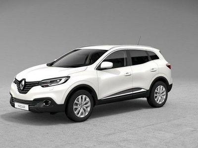 usata Renault Kadjar 171,2 TCe Zen 4x2 2017, Personbil 196 900 kr