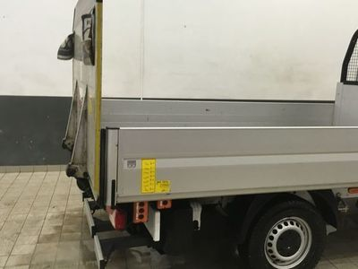 begagnad Mercedes Sprinter 213 CDI Pickup/Chassi