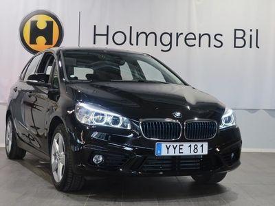 begagnad BMW 225 Active Tourer xe Sport Line (224hk) Nav / HUD