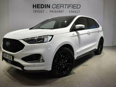 begagnad Ford Edge 2,0TDCi AWD ST-line LED Drag Automat V-hjul 2019, SUV Pris 439 900 kr