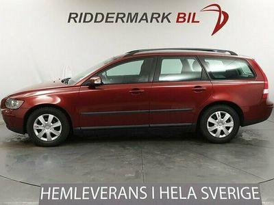 begagnad Volvo V50 1.8 125hk Dragkrok Välservad 2-Brukare