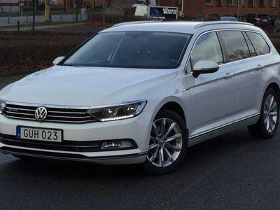 gebraucht VW Passat SPORTSCOMBI 2.0 TDI 4Motion (190hk)
