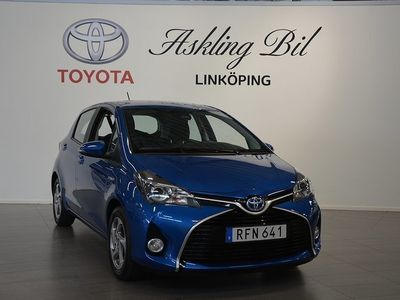 used Toyota Yaris 1.5 HSD 5-D Active Navigation -16