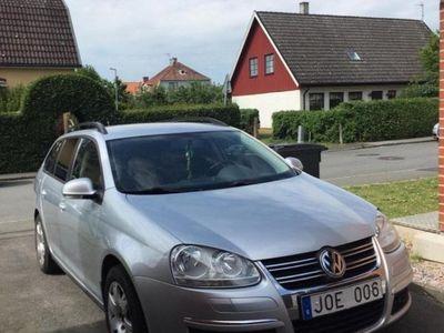 begagnad VW Golf 1.6 Multifuel Bensin/Etanol