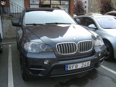begagnad BMW X5 xDrive40d Steptronic Sport line 306hk -12