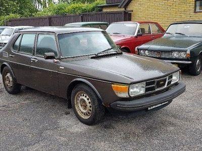 gebraucht Saab 99 GLE 4-dörrar 118hk 16500 mil